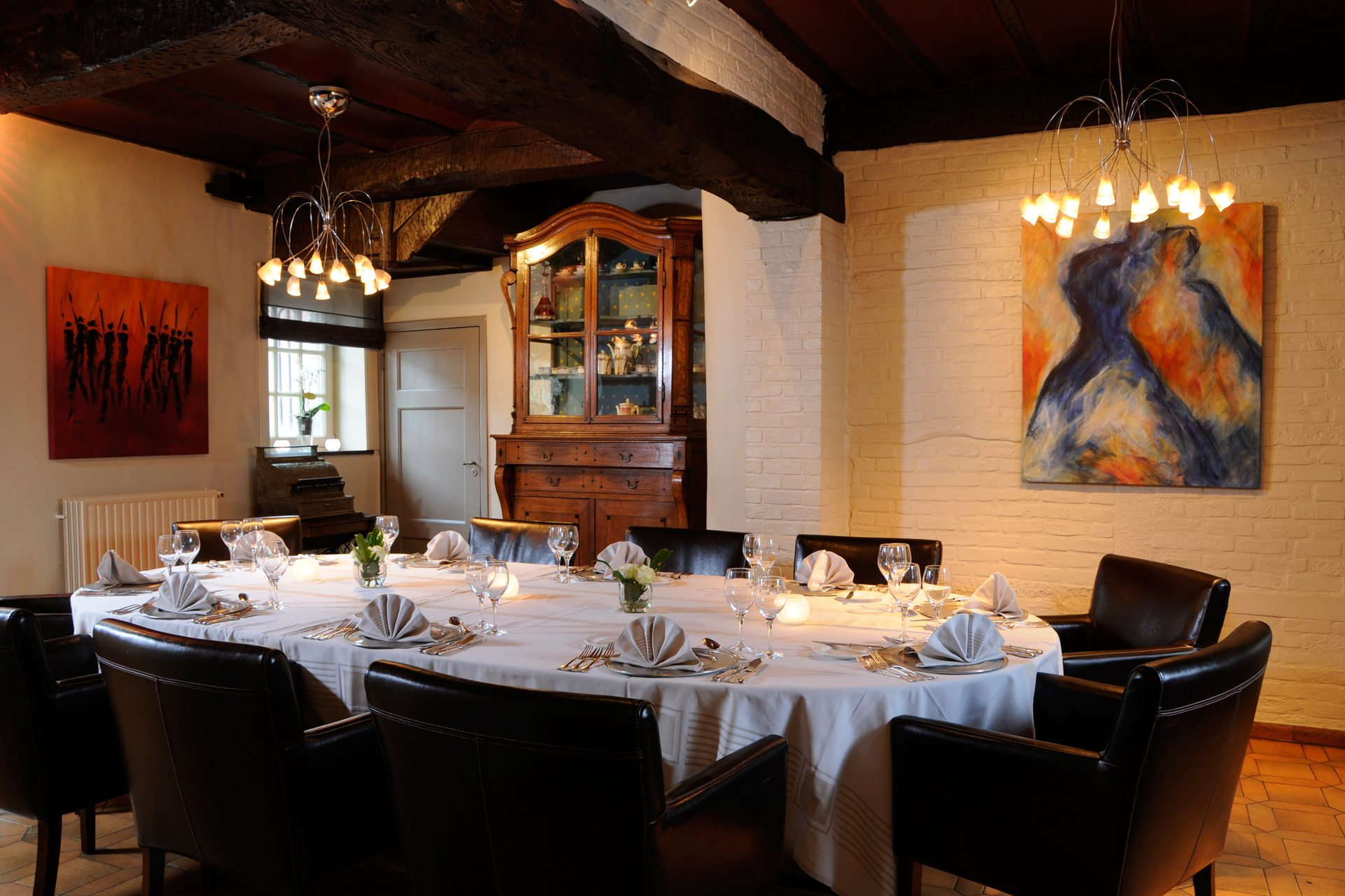 Restaurant - Hoeve Dewalleff