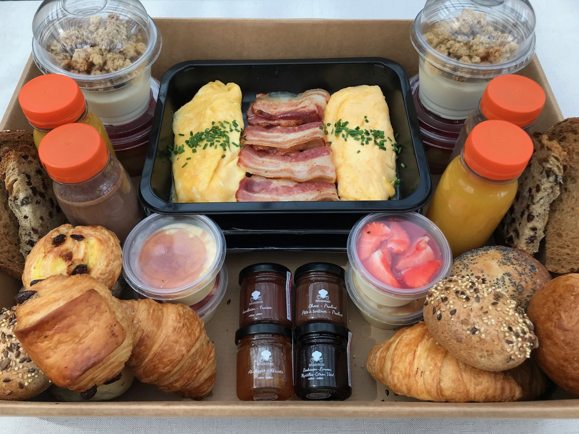 Ontbijt - Hoeve Dewalleff